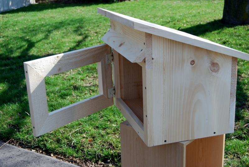 Building Plans Little Libraries Of Kw