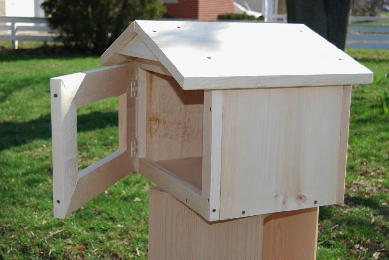 Building plans little libraries of kw for Build a house online free